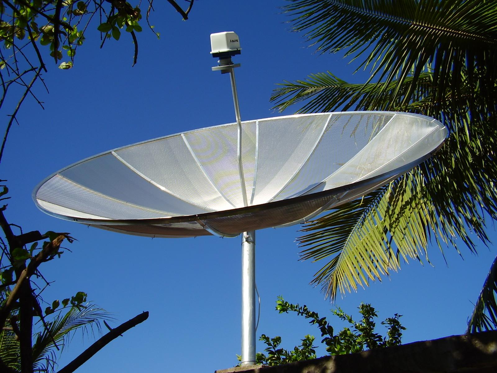 Resultado de imagen para Fotos de antenas parabólica